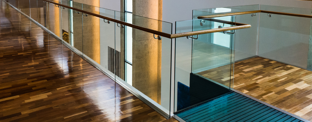 Specialty Flooring Systems : Specific systems glass specialty