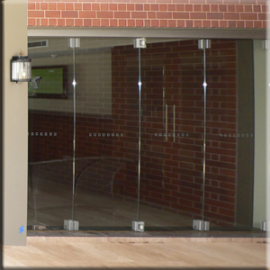 Glass Doors Specific Systems