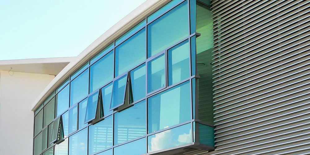 Windows specific systems glass for Commercial windows