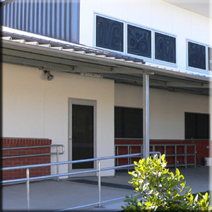 school doors and windows