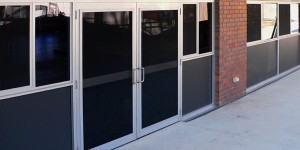 school entrance windows Nundah